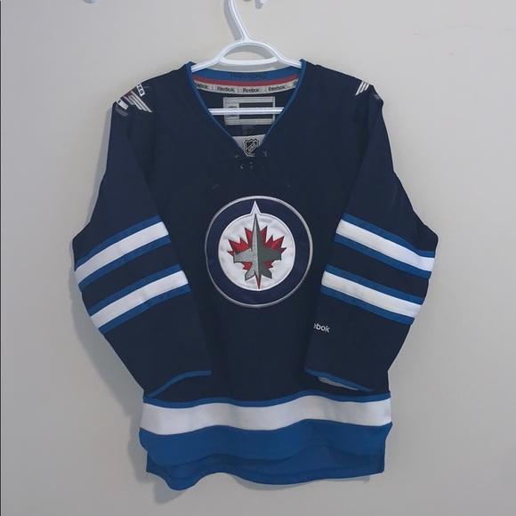 Winnipeg Jets Youth Home Jersey